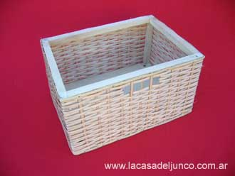 Cajones cajas for Cajones de mimbre